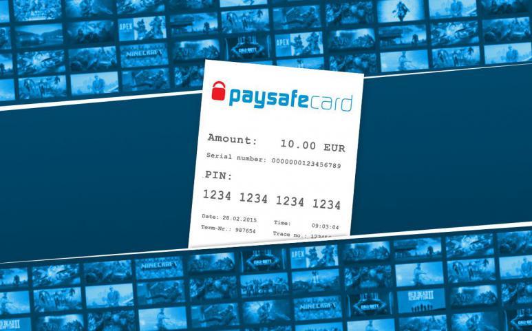 payssafecard